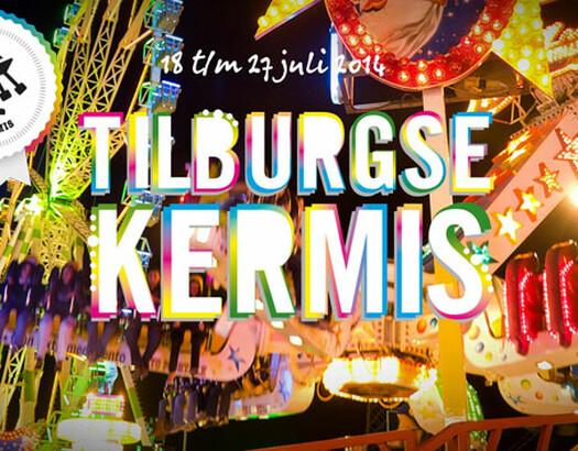 Tilburgse Kermis 2015 van 17 juli t/m 26 juli