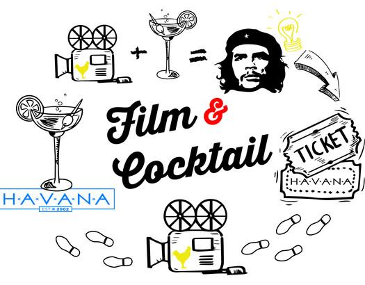 Film & Cocktails bij Havana