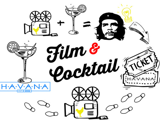 Film & Cocktails bij Havana
