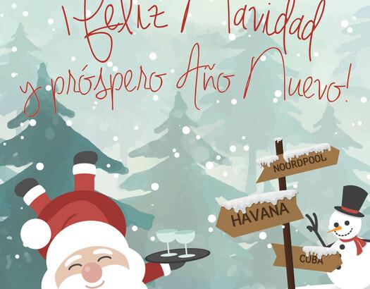 Kom gezellig genieten bij Havana tijdens de Feestdagen